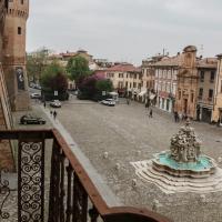 Piazza del popolo scorcio dal balcone comunale - Boschettim65 - Cesena (FC)