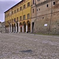 L'ampia Piazza del Popolo di Cesena - Caba2011 - Cesena (FC)