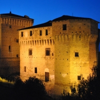 L'ora blu alla Rocca Malatestiana di Cesena - Luca Spinelli Cesena - Cesena (FC)