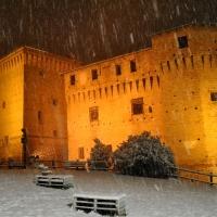 Nevica sulla Rocca Malatestiana di Cesena - Luca Spinelli Cesena - Cesena (FC)