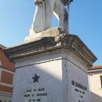 La statua di Giuseppe Garibaldi - Fotographer481 - Cesenatico (FC)