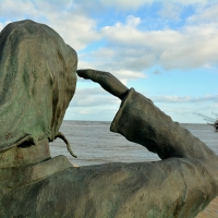 Monumento ai caduti marinai - Cinzia Sartoni - Cesenatico (FC)