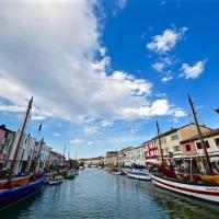 Porto Canale Cesenatico particolare - Letizia Carabini - Cesenatico (FC)