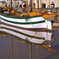 Barca al porto di Cesenatico - Caba2011 - Cesenatico (FC)