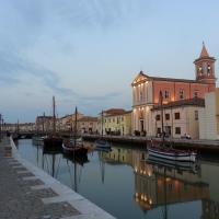 Porto Canale Leonardesco 7 - BiblioAgorà - Cesenatico (FC)