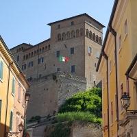 Nei dintorni, il Castello - Marco Musmeci - Longiano (FC)