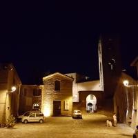 Nei dintorni, il Castello di notte 06 - Marco Musmeci - Longiano (FC)