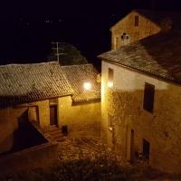 Nei dintorni, il Castello di notte 03 - Marco Musmeci - Longiano (FC)