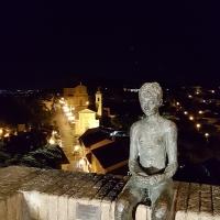 Nei dintorni, il Castello di notte 05 - Marco Musmeci - Longiano (FC)