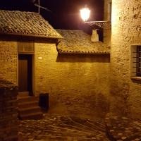 Nei dintorni, il Castello di notte 02 - Marco Musmeci - Longiano (FC)