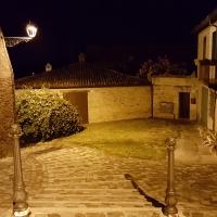 Nei dintorni, il Castello di notte 04 - Marco Musmeci - Longiano (FC)