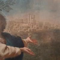 Longiano in un dipinto - Marco Musmeci - Longiano (FC)