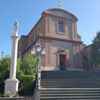 Nei dintorni del Teatro Petrella 02 - Marco Musmeci - Longiano (FC)