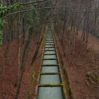 Il canale della diga di Quarto - Marco Musmeci - Sarsina (FC)