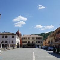 La piazza 01 - Marco Musmeci - Sarsina (FC)
