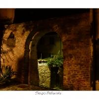 Arco di piazza Castello - Sergio bellavista - Savignano sul Rubicone (FC)