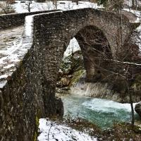 Ponte Romano di Alfero - Masarot - Verghereto (FC)