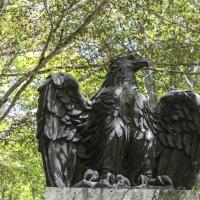 Particolare monumento Sorgente - Boschetti marco 65 - Verghereto (FC)