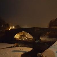 Ponte nella neve - Marco Musmeci - Bagno di Romagna (FC)