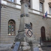 Monumento ai Caduti di Bagno di Romagna - Marco Musmeci - Bagno di Romagna (FC)