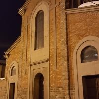 Chiesa di San Francesco nella neve 02 - Marco Musmeci - Bagno di Romagna (FC)
