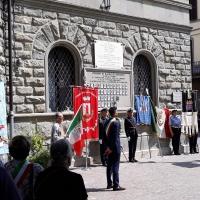 Commemorazione dell'Eccidio del Passo del Carnaio - Marco Musmeci - Bagno di Romagna (FC)