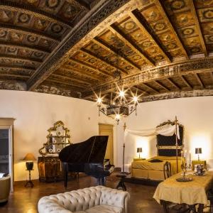 Castello del Capitano delle Artiglierie - Suite del Gran Duca foto di: |anonimo| - Archivio fotografico del castello