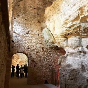 Rocca di Castrocaro - Arsenali medicei foto di: Elio Caruso - autore