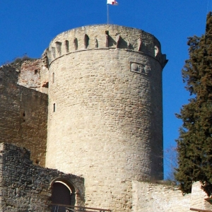 Rocca di Castrocaro - Torre delle Segrete foto di: Elio Caruso - autore
