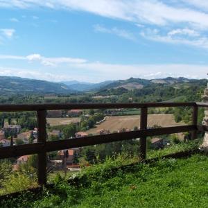 Rocca di Castrocaro - Balcone degli amanti foto di: Elio Caruso - autore