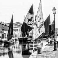Vele del passato - Quattrini Marcello - Cesenatico (FC)