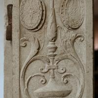 Giacomo bianchi, arco in pietra d'istria, 1536, 0,1 - Sailko - Forlì (FC)