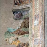 Marco palmezzano, madonna col bambino tra i ss. giovanni ev. e caterina d'a., 15410 ca., affreschi votivi forse dello stesso palmezzano 03 - Sailko - Forlì (FC)
