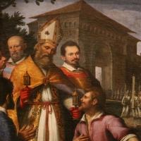 Santi di tito e tiberio titi, san mercuriale torna da gerusalemme, 1598 ca. 03 - Sailko - Forlì (FC)