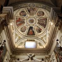Livio Modigliani, soffitto della cappella di san mercuriale, storie di san girolamo, 1598 ca. 01 - Sailko - Forlì (FC)