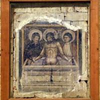 Guglielmo degli organi (scuola forlivese), pietà, 1400 ca - Sailko - Forlì (FC)