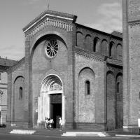 Facciata abbazia di San Mercuriale - Nicola Quirico - Forlì (FC)