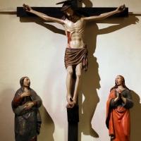 Forlì, san mercuriale, interno, crocifissione coi dolenti - Sailko - Forlì (FC)