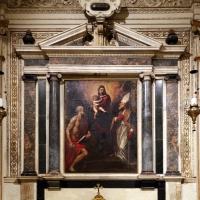Passignano, madonna tra i ss. mercurialee girolamo1598 ca. 01 - Sailko - Forlì (FC)
