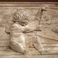 Francesco di simone ferrucci, monumento di barbara manfredi, 1466-68, 05 - Sailko - Forlì (FC)