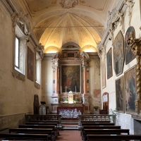 Forlì, san mercuriale, interno, cappella del ss. sacramento 01 - Sailko - Forlì (FC)