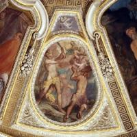 Livio Modigliani, soffitto della cappella di san mercuriale, storie di san girolamo, 1598 ca. 12 - Sailko - Forlì (FC)