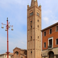 Forlì, san mercuriale, esterno 01 - Sailko - Forlì (FC)
