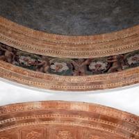 Forlì, san mercuriale, interno, cappella ferri, cupola, putti tra girali 02 - Sailko - Forlì (FC)