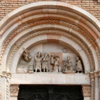Maestro dei Mesi, sogno e adorazione dei magi, 1200-10 ca. 01 - Sailko - Forlì (FC)
