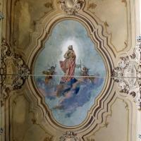 Forlì, san mercuriale, interno, cappella del ss. sacramento, esaltazione dell'eucaristia, xix-xx secolo - Sailko - Forlì (FC)