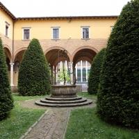Forlì, san mercuriale, esterno, chiostro - Sailko - Forlì (FC)