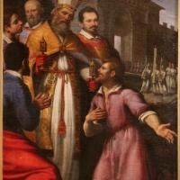 Santi di tito e tiberio titi, san mercuriale torna da gerusalemme, 1598 ca. 01 - Sailko - Forlì (FC)