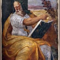 Livio agresti, storie eucaristiche e personaggi dell'antico testamento, elia, dal duomo di forlì - Sailko - Forlì (FC)