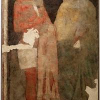 Scuola romagnola, santi bartolomeo apostolo e bernardo, 1390 ca., da s. mercuriale 01 - Sailko - Forlì (FC)